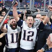 Tom Brady dans l'histoire