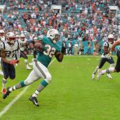 Le touchdown fou des Dolphins