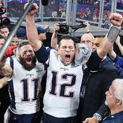 Les Patriots un peu plus dans la légende !