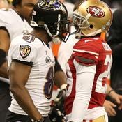 Anquan Boldin (81) - Chris Culliver (29)