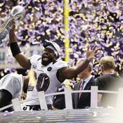 Ed Reed (20, Baltimore Ravens)