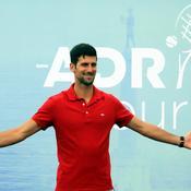 Adria Tour : Djokovic retrouve les courts et du public