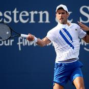 Cincinnati: Djokovic monte en puissance, fin de l'aventure pour Murray