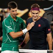 Coronavirus : Federer et Djokovic délivrent leurs conseils