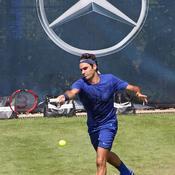 Federer, pour enfin lancer sa saison