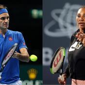 Hopman Cup : Roger Federer contre Serena Williams le 1er janvier
