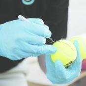 L'élite du tennis français reprend le chemin des courts sous haute protection