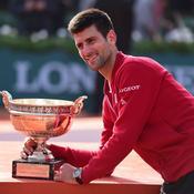 Quand Djokovic se compare à Federer et Nadal