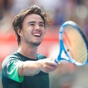 Un joueur japonais suggère que l'US Open et Roland Garros 2020 se jouent au meilleur des trois sets
