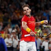 ATP Cup : Espagne-Serbie en finale, avec un alléchant Nadal-Djokovic
