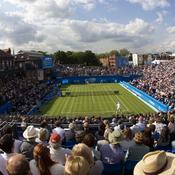 Le Court central du Queen's Club