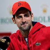 Place de N°1 mondial: Djokovic espère «pouvoir tirer son épingle du jeu»