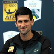 Djokovic : «Je joue à l'heure actuelle mon meilleur tennis»