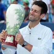 Djokovic : «Un honneur dont je serai fier pour le restant de mes jours»