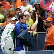 Encore loin de son meilleur niveau, Andy Murray renonce à l'US Open