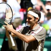 Federer après son 10e titre à Halle : «Un moment très spécial dans ma carrière»