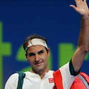 Federer ne va pas revenir «pour jouer des seconds tours dans un coin paumé»