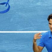 Roger Federer et Tomas Berdych