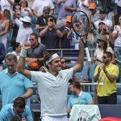 Federer, seul double vainqueur en 2019