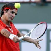 Federer soigne son retour
