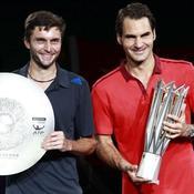 Gilles Simon - Roger Federer