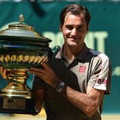Halle : Federer domine Goffin et s'offre la Decima