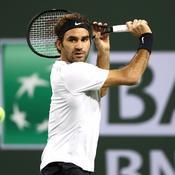 Indian Wells : Imperturbable, Roger Federer poursuit son chemin