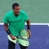 Indian Wells : Kyrgios fait tomber Djokovic, Federer s'amuse face à Nadal