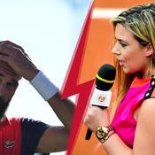 «Son comportement nuit au tennis» Marion Bartoli réclame des sanctions envers Benoît Paire