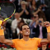 Rome : Djokovic encore un peu juste face au roi Nadal