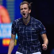 Medvedev sort Nadal et rejoint Thiem en finale du Masters