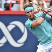 Montréal : reprise poussive pour Nadal