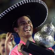 Nadal réalise le coup du chapeau à Acapulco