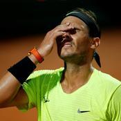 Nadal sorti en quarts de finale du Masters 1000 de Rome par Schwartzman