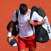 Novak Djokovic après son élimination à Monte-Carlo : «Une performance déplorable»
