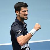 Quasiment assuré du trône en fin de saison, Djokovic va égaler Pete Sampras
