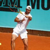 Rafael Nadal à Madrid pour monter en puissance