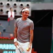 Tournoi de Madrid : Roger Federer, l'attraction terrestre