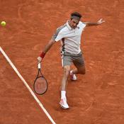 Roger Federer prêt à relever le défi de la terre battue