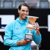 Vainqueur à Rome, Nadal se rassure (enfin) avant Roland-Garros
