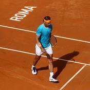 Rome : Nadal et Monfils retrouvent la compétition sur la terre battue italienne