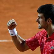 Sacré pour la 5e fois à Rome, Djokovic s'offre un 36e Masters 1000 et un nouveau record