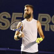 Taclé par des personnalités du tennis après ses provocations verbales, Benoit Paire calme le jeu