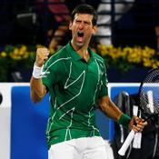 Trop fort pour Tsitsipas, Djokovic titré à Dubaï