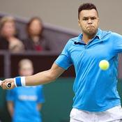 Tsonga a dominé Mayer.