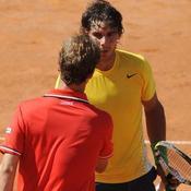 Rafael Nadal-Richard Gasquet