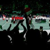 Coupe Davis : Les scores en direct