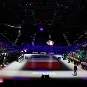 Coupe Davis: les supporters français passent leur tour à Madrid