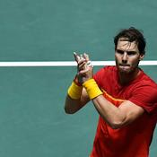 Nadal qualifie (presque) à lui tout seul l'Espagne pour la demi-finale contre la Grande Bretagne