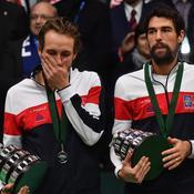 «Pas de match», «meilleurs que nous» : des Français réalistes et dignes dans la défaite